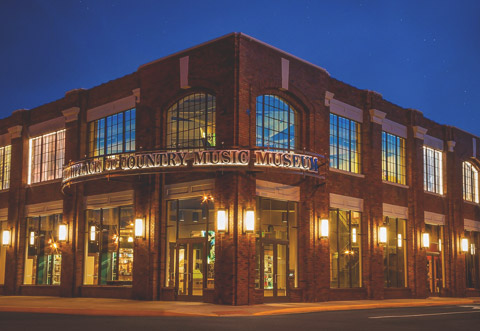Birthplace of Country Music Museum Bristol